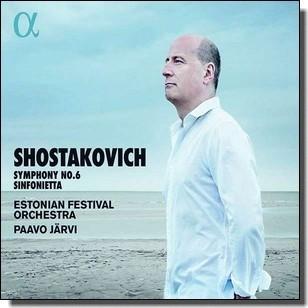 Symphony No. 6 | Sinfonietta [CD]