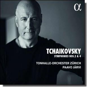Symphony Nos. 2 & 4 [CD]