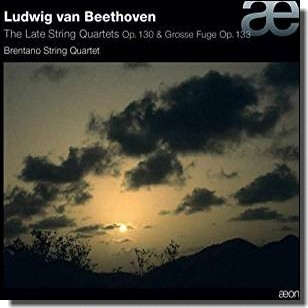 The Late String Quartets Op. 130 & Grosse Fugue Op. 133 [CD]