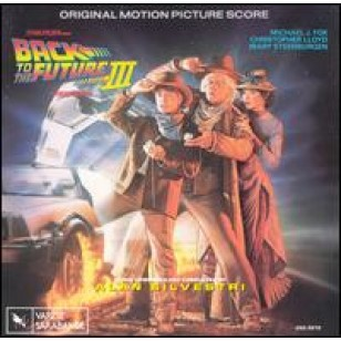 Back to the Future III [CD]