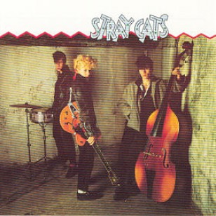 Stray Cats [CD]
