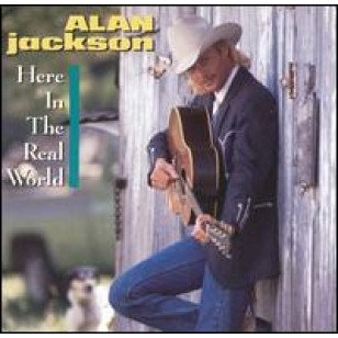 Here in the Real World [CD]