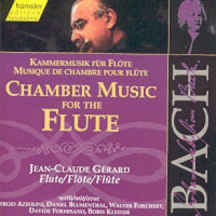 Chamber Music for the Flute [2CD]