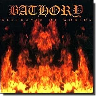 Destroyer of Worlds [CD]