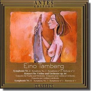 Symphonien Nr. 1 & 2 [CD]