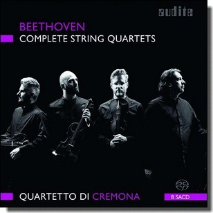 Complete String Quartets [8x Super Audio CD]