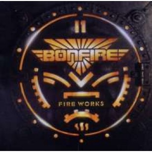 Fire Works [CD]