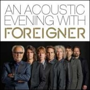 An Acoustic Evening With Foreigner [LP]