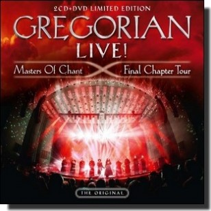 Live! Masters of Chant: Final Chapter Tour [Limited Edition] [2CD+DVD]