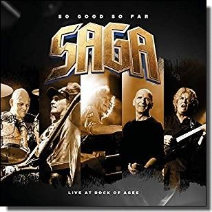 So Good So Far - Live at Rock of Ages [2CD+DVD]