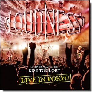 Rise To Glory: Live In Tokyo 2018 [2CD+DVD]