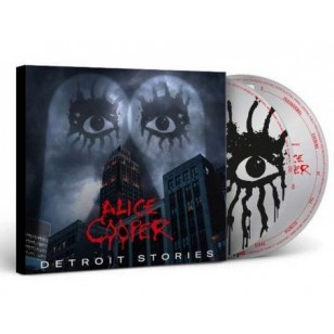 Detroit Stories [Limited Edition] [CD+DVD]