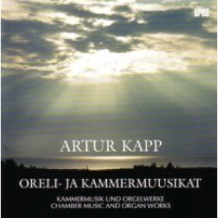 Oreli- ja kammermuusikat [CD]