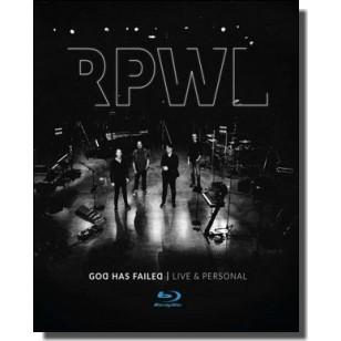 God Has Failed - Live & Personal [Blu-ray]