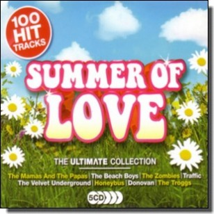 100 Hits - Ultimate Summer of Love [5CD]