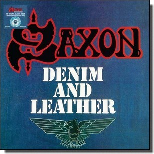 Denim and Leather [Limited Edition Blue & White Splatter Vinyl] [LP]