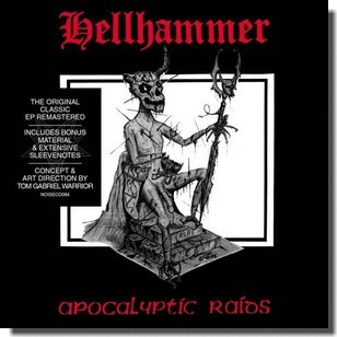 Apocalyptic Raids [CD]