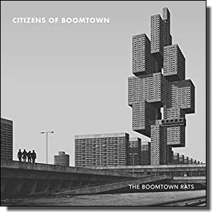 Citizens of Boomtown [CD]