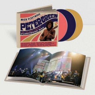 Celebrate the Music of Peter Green and the Early Years of Fleetwood Mac [2CD+ Blu-ray]