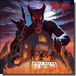 Holy Diver Live 2005 [Lenticular Cover] [3LP]
