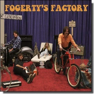 Fogerty's Factory [CD]