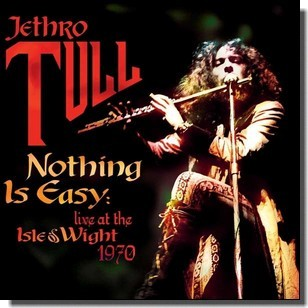 Nothing Is Easy - Live At the Isle of Wight (Red Vinyl) [2LP]