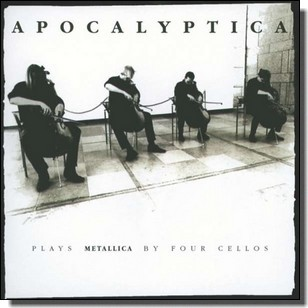 Plays Metallica by Four Cellos [CD]