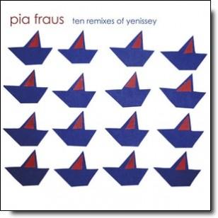 Ten Remixes of Yenissey [CD]