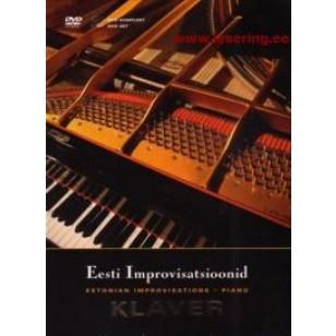 Eesti improvisatsioonid: Klaver [2DVD]