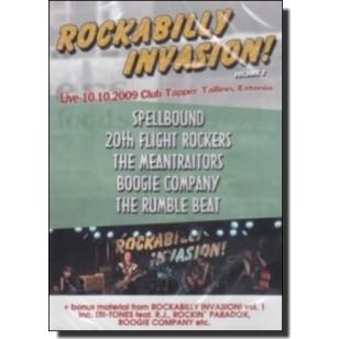 Rockabilly Invasion! Volume 2 [DVD]