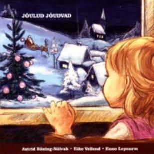 Jõulud jõudvad [CD]