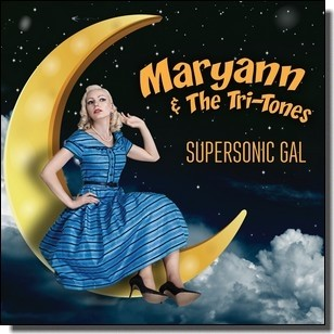 Supersonic Gal [CD]
