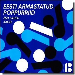 Eesti armastatud popurriid [3CD]