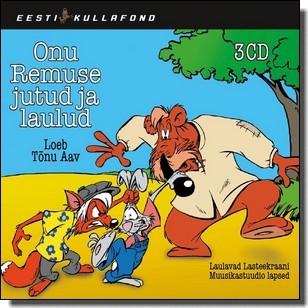 Eesti Kullafond: Onu Remuse jutud ja laulud [3CD]