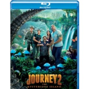 Reis 2: Saladuslik saar / Journey 2: The Mysterious Island [Blu-ray]
