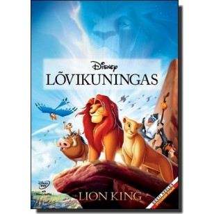 Lõvikuningas | The Lion King [DVD]