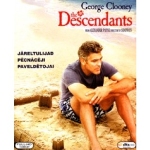 Järeltulijad / The Descendants [Blu-ray]