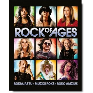 Rokiajastu / Rock of Ages [Blu-ray]