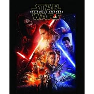 Star Wars: Jõud tärkab / Star Wars Episode VII - The Force Awakens [Blu-ray]