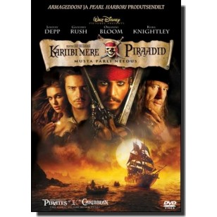 Kariibi mere piraadid: Musta pärli needus | Pirates of the Caribbean: The Curse of the Black Pearl [DVD]