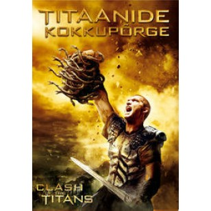 Titaanide kokkupõrge / Clash of the Titans [DVD]