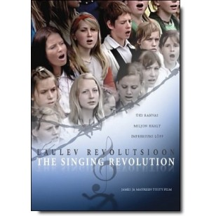 Laulev revolutsioon | The Singing Revolution [DVD]