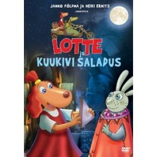 Lotte ja kuukivi saladus [DVD]