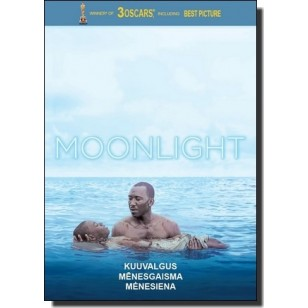 Kuuvalgus | Moonlight [DVD]