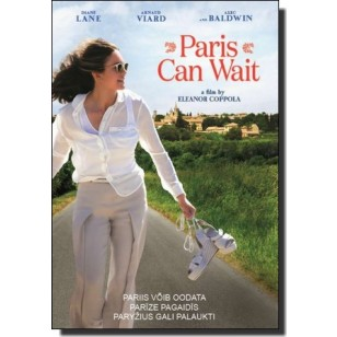 Pariis võib oodata / Paris Can Wait [DVD]