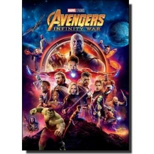 Avengers Infinity War [DVD]