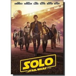 Solo: Tähesõdade lugu | Solo: A Star Wars Story [DVD]