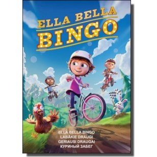 Ella Bella Bingo [DVD]