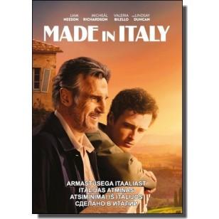 Armastusega Itaaliast | Made in Italy [DVD]