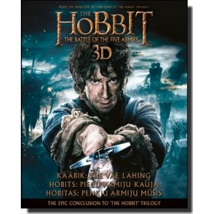 Kääbik: Viie väe lahing | The Hobbit: The Battle of the Five Armies [2D+3D Blu-ray]